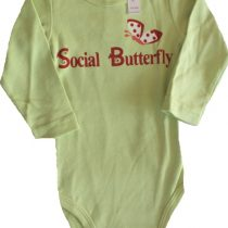 Sooki Baby Social Butterfly Snapsuit