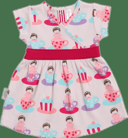 Sooki Baby Tea Party Cross Over Dress