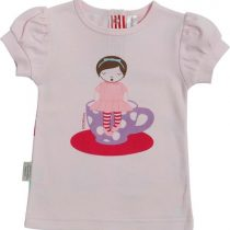 Sooki Baby Tea Party Puffy sleeve Tee