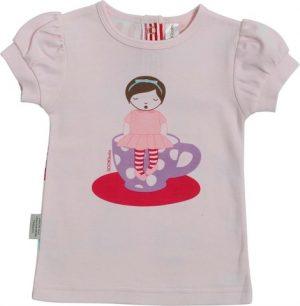 Sooki Baby Tea Party Puffy sleeve Tee