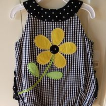 Starting Out Flower Playsuit