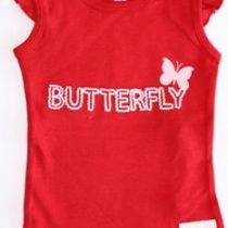 Tiny Tribe 'Butterfly' Singlet