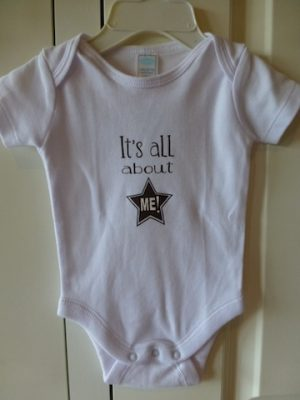 Trend Lab Baby Snapsuit