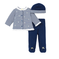 Little Me: 2 PIECE set WITH HAT