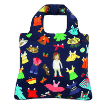 Envirosax Reusable Shopping Bag - Paper Dolls