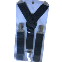 Suspender in Black