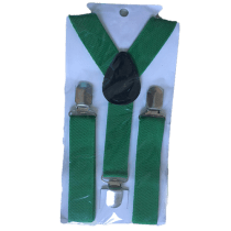 Suspender in Green