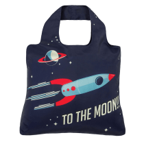 Envirosax Reusable Shopping Bag - To the moon