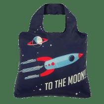 Envirosax Reusable Shopping Bag - To the moon