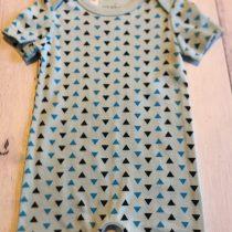 Sooki Baby Blue Snapsuit Size 00