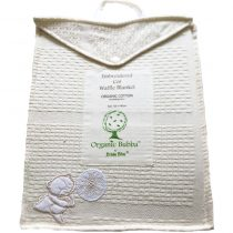 Bubba Blue Organic Cot Blanket
